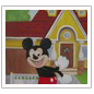 Mickey Mouse clubhouse children's room decor